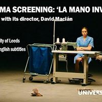 Free cinema screening and debate The invisible hand