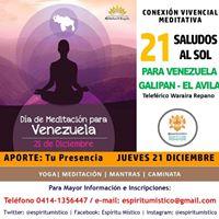 21 Saludos Para Venezuela - Galipn