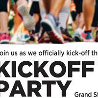 AIDS WALK Kickoff Party