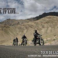 Tour De Ladakh 2017 ( Road Dtrip with Royal Enfield and Suv )