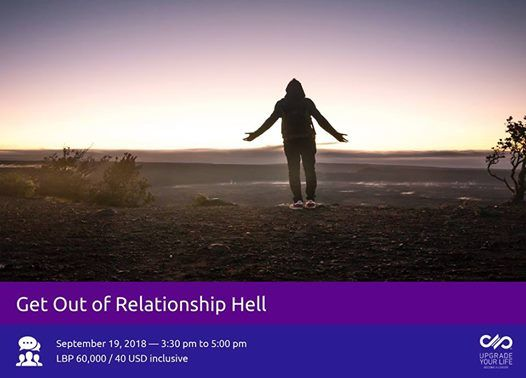Get Out of Relationship Hell