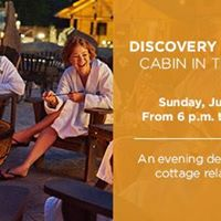 Discovery Evening - Cabin in the city