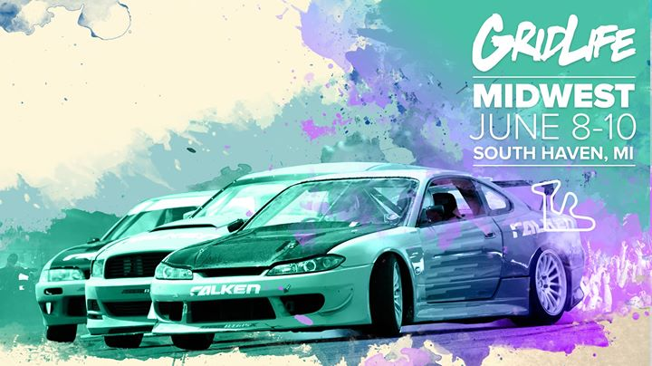 Gridlife Midwest 2018 - Music and Motorsports Festival.