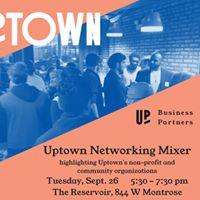 September Uptown Networking Mixer