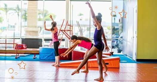 1a865f3895e8 Cartwheel and Handstand Camp! at The Little Gym of Gaithersburg at ...