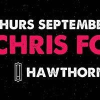 Hawthorn Thursdays with Chris Fox