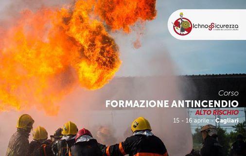 Corso Formazione antincendio alto rischio