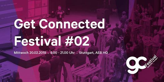 Get Connected Festival 02 2019