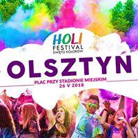 Olsztyn Holi Festival - wito Kolorw w Olsztynie