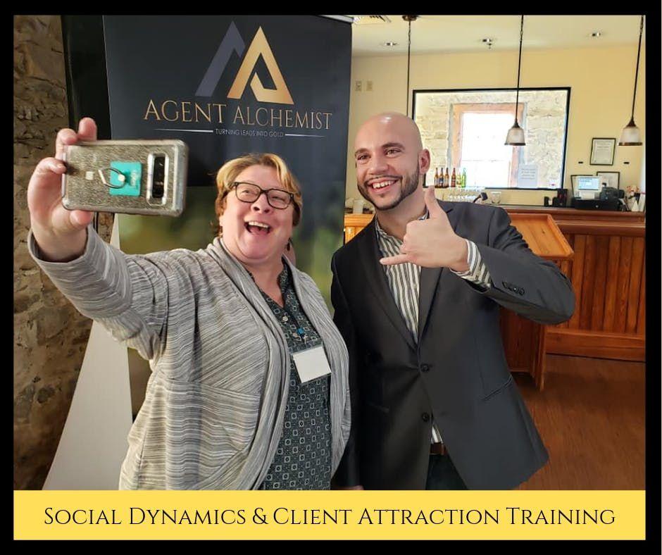 Facebook Influencer & Social Dynamics Intensive Training