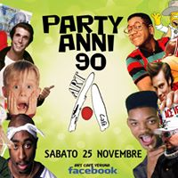 Party Anni 90 At Art Caf