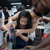 Junior Handyman Workshop 9-12yrs Parent-Child