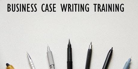 Business Case Writing Virtual Training in Hobart on Dec 17th-18th 2018