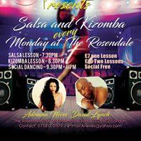 Latin Mondays at The Rosendale