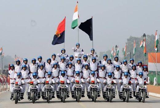 Sarabhai Group Republic Day Ride With Tara Foundation