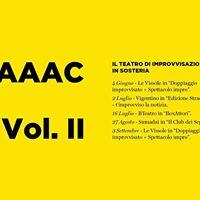 TAAAC  ImprofestivalLe Vissole