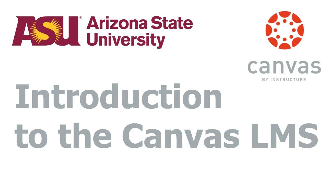 ASU UTO Canvas Introduction Training (LL Building)
