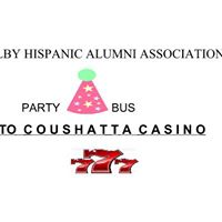 Party Bus to Coushatta Casino