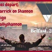 Bus to Belfast Vital Festival