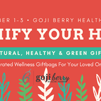 Healthify Your Holiday Shopping Event