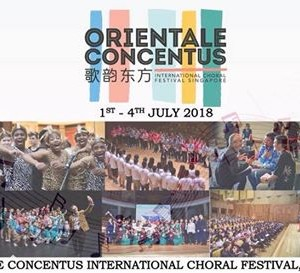 11th Orientale Concentus International Choral Festival Singapore