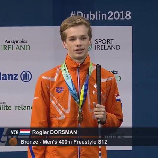 Rogier Dorsman te gast bij Sport op Zondag