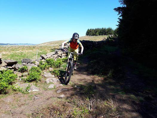 Tackling Natural Terrain - MTB course