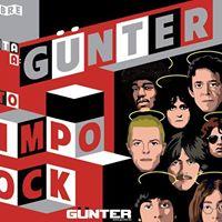 Gnter - Concierto especial &quotTodos los Santos del Rock&quot