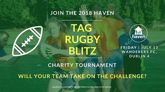 Haven Tag Rugby Blitz 2018