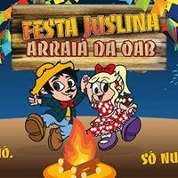 Festa Juslina - Arrai da OAB Uberlndia
