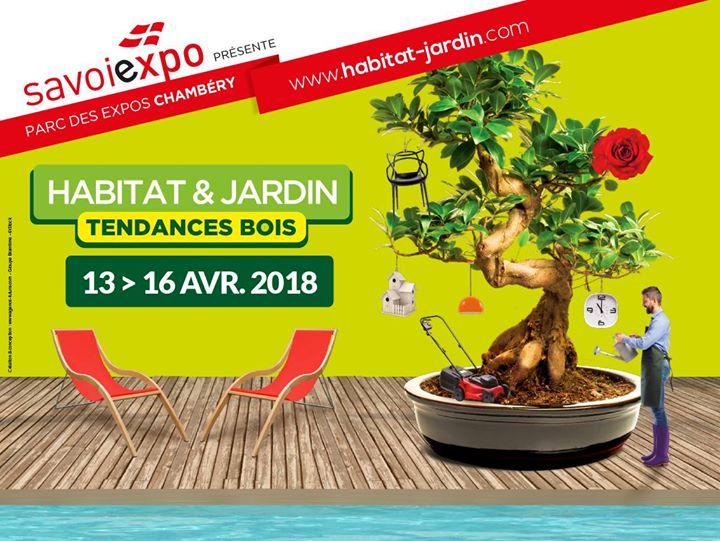 32ème salon Habitat & Jardin - Tendances Bois at Savoiexpo ...