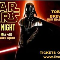 May the 4th Be With You Trivia night