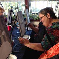 Paint and Pour SIMNI Fundraiser