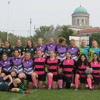 Rugby Game Day in Esztergom