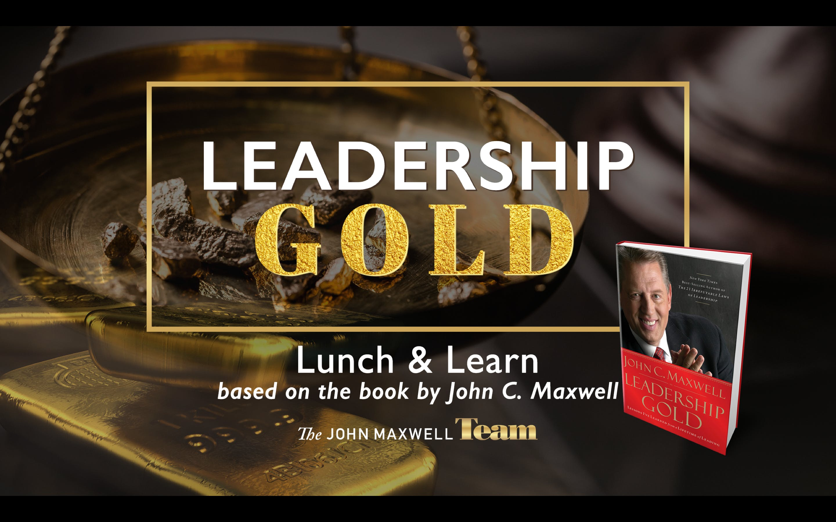 Lunch Learn How To Be An Effective Executive Sponsored By