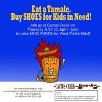 Tamale Party to Raise Funds for School Sports Shoes