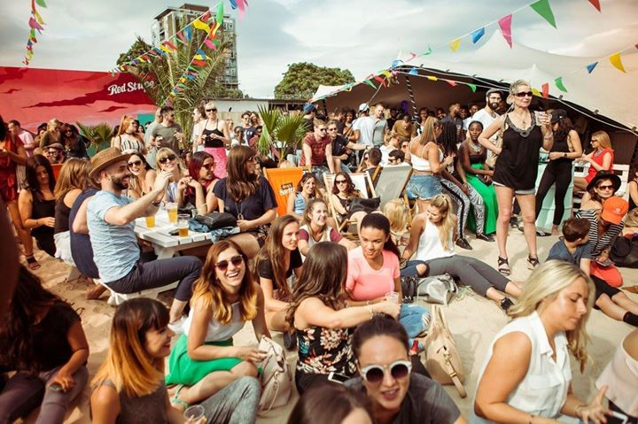 Street Beach Party - Bristol