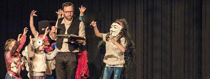 Goofetheater Theater Für Kinder At Stuhlfabrik Herisau Herisau