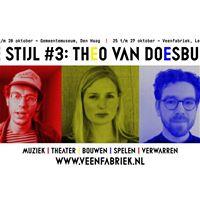 De Stijl 3 Theo van Doesburg in Leiden