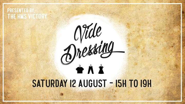 Vide Dressing 2017 at The HMS Victory