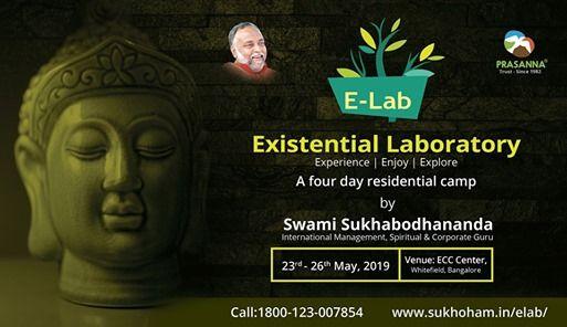 Existential Laboratory Bangalore