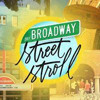 2017 Broadway Street Stroll Brass Rail Evening Show