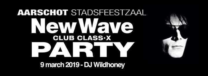 New Wave Club Class-X Party