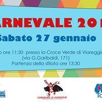 AVIS Giovani Toscana al Carnevale di Viareggio