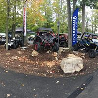 Demo &amp Display at JeepFest