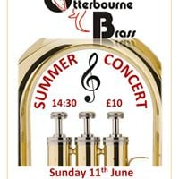 Otterbourne Brass Summer Concert 2