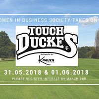 XWIB does Touch Duckes Members &amp non-members