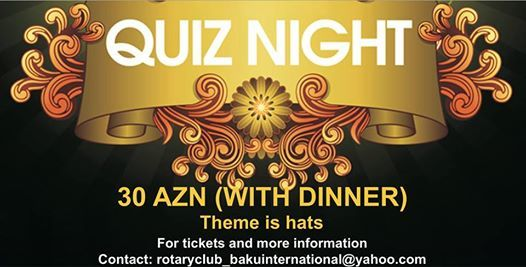 Rotary Quiz Night