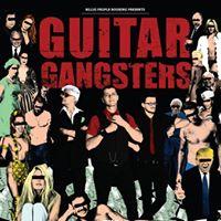 Klasika z Anglie Guitar Gangsters s Arrogant Twins v Auto Da F