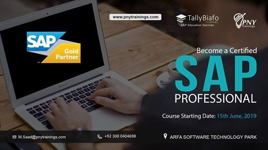Become a Certified SAP Professional at Arfa Software